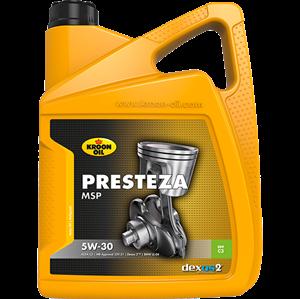 Obrázek pro výrobce Presteza MSP 5W-30 5L balení