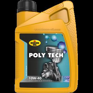 Obrázek pro výrobce Poly Tech 10W-40 12x1L balení