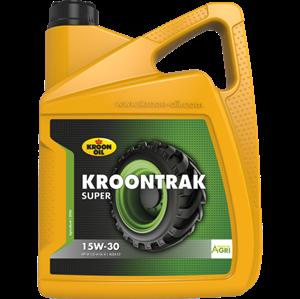 Obrázek pro výrobce Kroontrak Super 15W-30 4x5L balení
